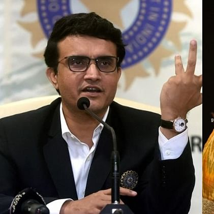 Sourav Ganguly's alleged ex-flame Nagma's birthday wish leads to meme riot on Twitter