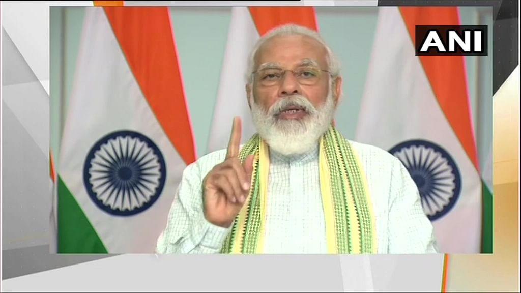 Solar energy will help India achieve 'atmanirbharta': PM Modi inaugurates 750-MW solar power project in MP's Rewa