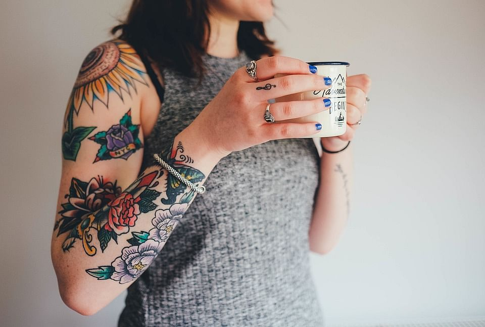 Australian dad gets in trouble over daughter's tattoo