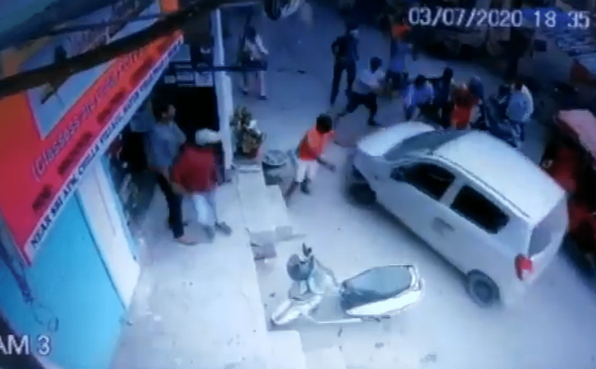 Delhi Police clarifies cop wasn't responsible for Chilla Village incident; says he ran over another woman in Ghazipur