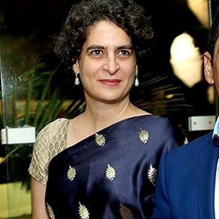 'Sab pati ka hi hai': Twitter jokes about Priyanka Gandhi Vadra shifting base to Gurugram