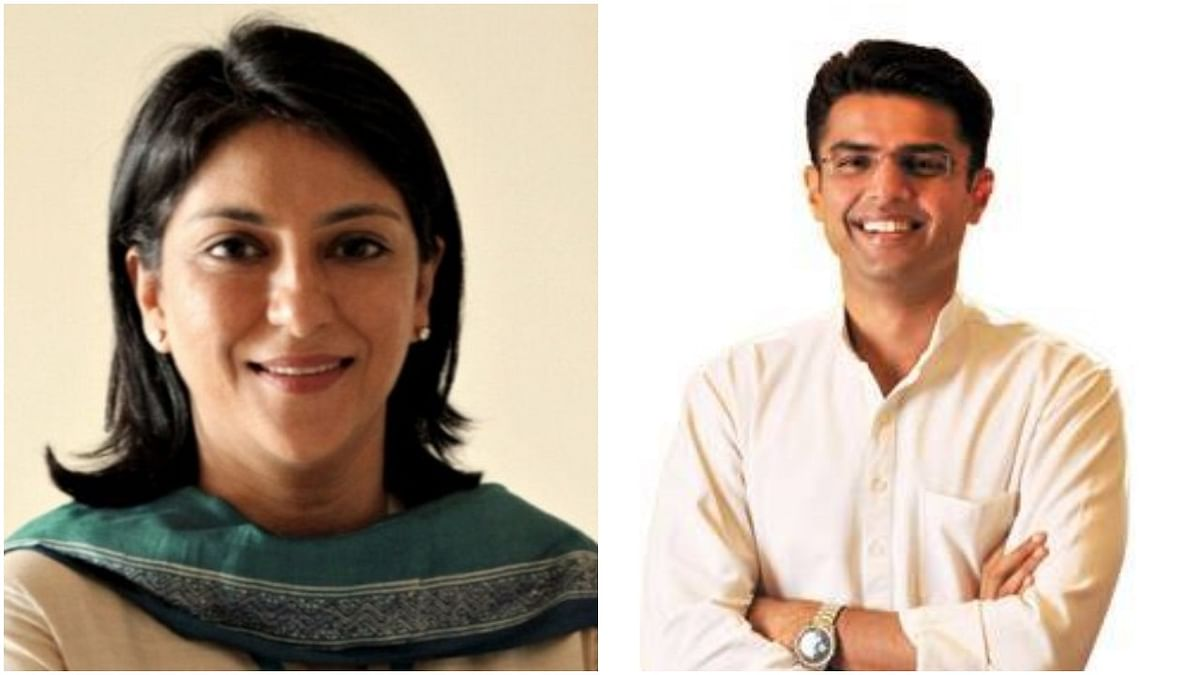 Rajasthan political crisis: Priya Dutt backs Sachin Pilot; says not wrong to be ambitious