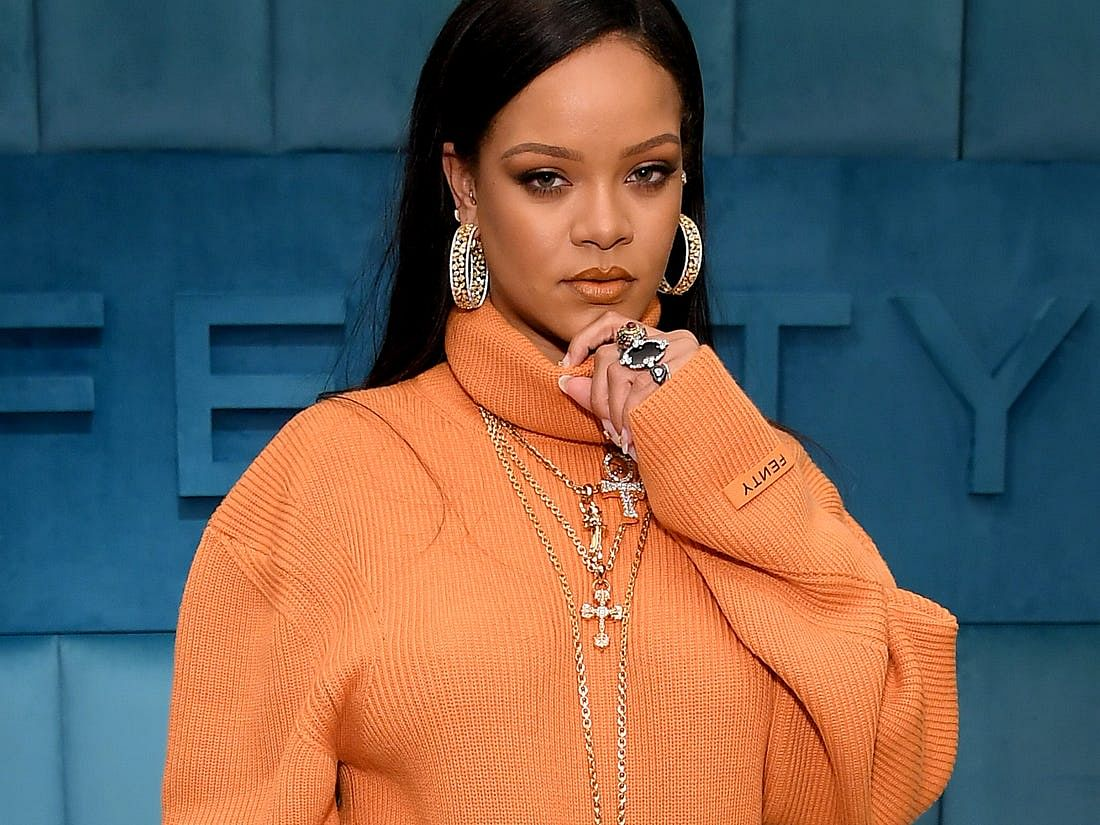 Rihanna puts music on the backburner for beauty line