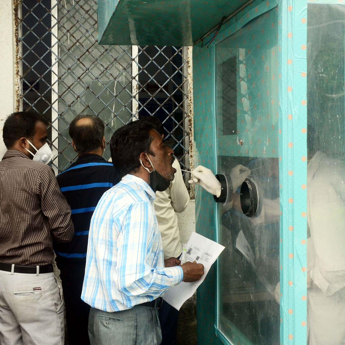 With 194 new corona cases, Bhopal breach 5,000-mark