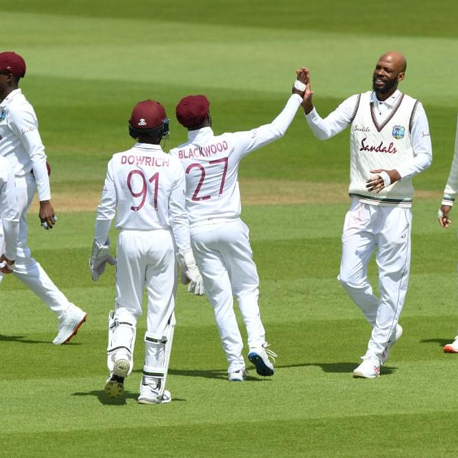 England vs West Indies 1st Test: Rory Burns, Dom Sibley cut down visitors' lead on Day 4