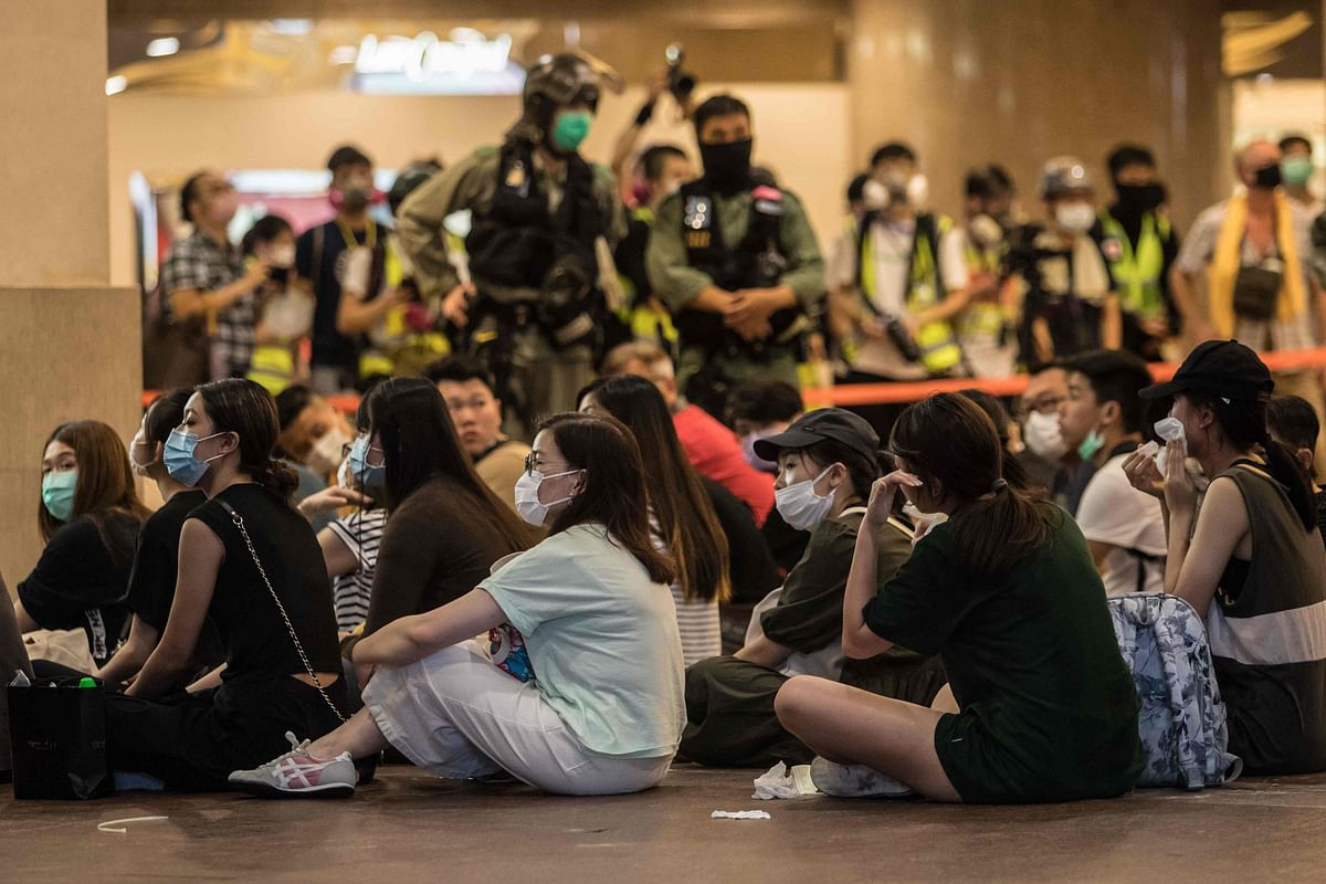 US stands with Hong Kong over new security law