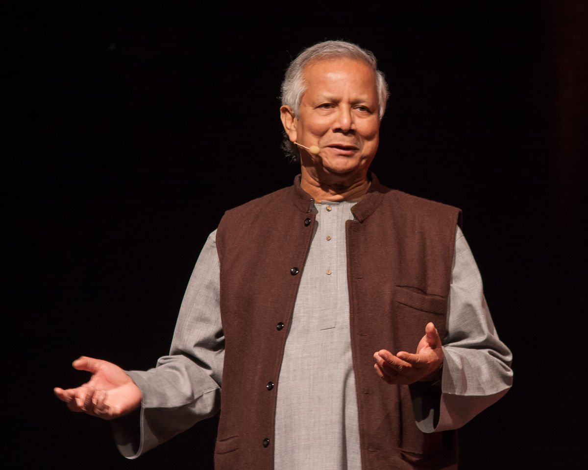 Allow MFIs in India to accept deposits from public, says Nobel laureate Yunus