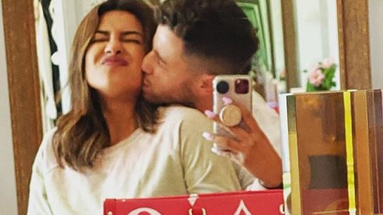 Priyanka to hubby Nick: Thank you for thinking of me all the time