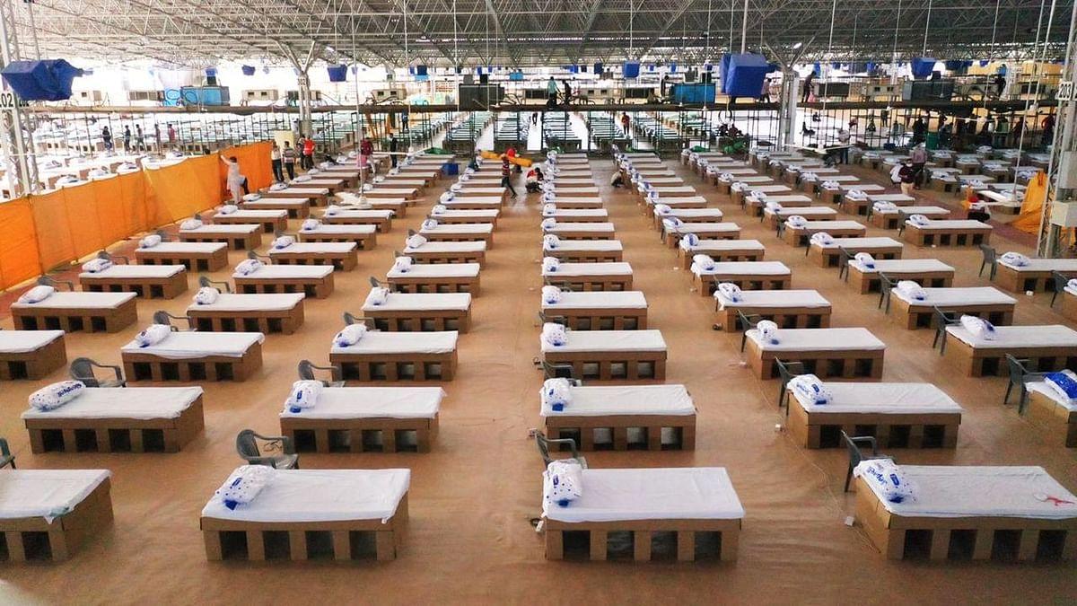 Coronavirus in Delhi: Chhatarpur COVID facility can dish out 1,00,000 meals a day
