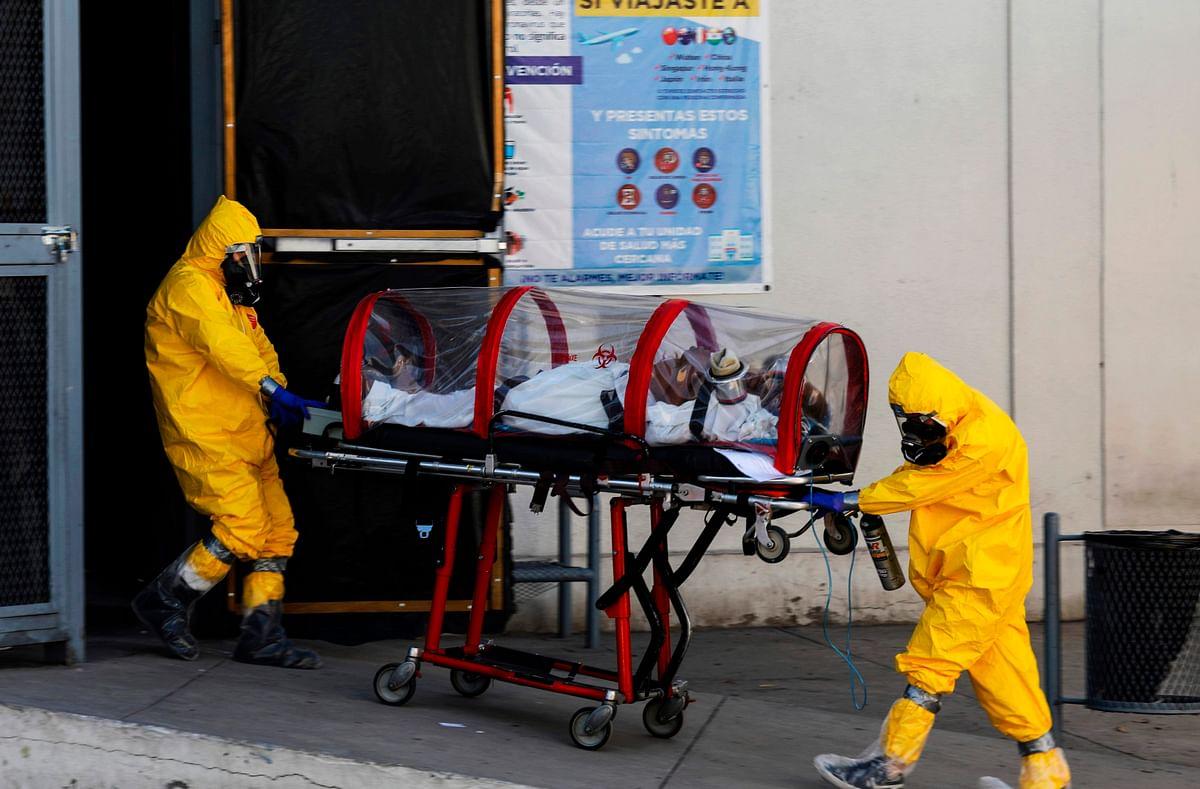 Mexico crosses grim milestone of 30,000 coronavirus deaths