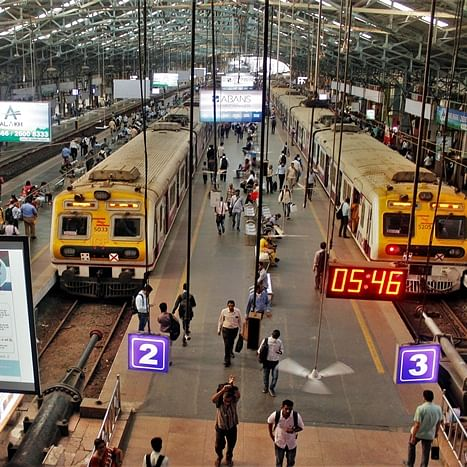 Coronavirus in Mumbai: Banks asked to issue ID cards to employees for travelling by local trains