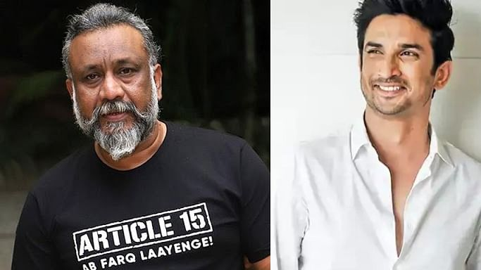 Filmmaker Anubhav Sinha finds all the 'discussion' around Sushant Singh Rajput's suicide 'agenda driven'
