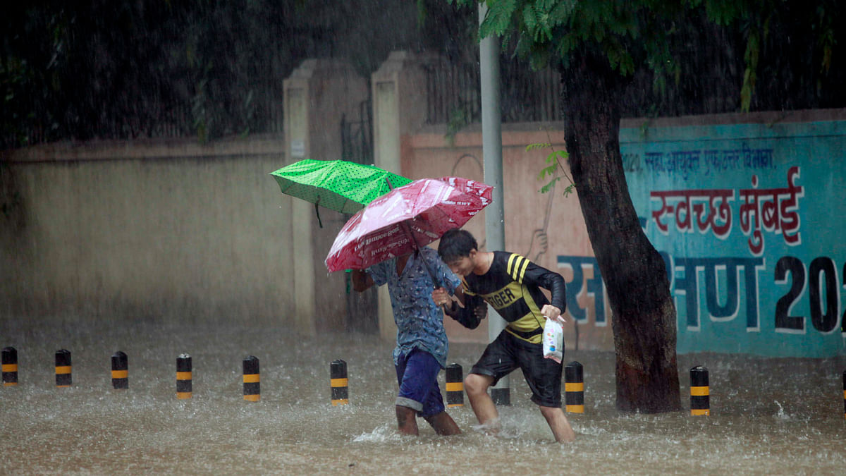 Rains continue in Mumbai, North Konkan