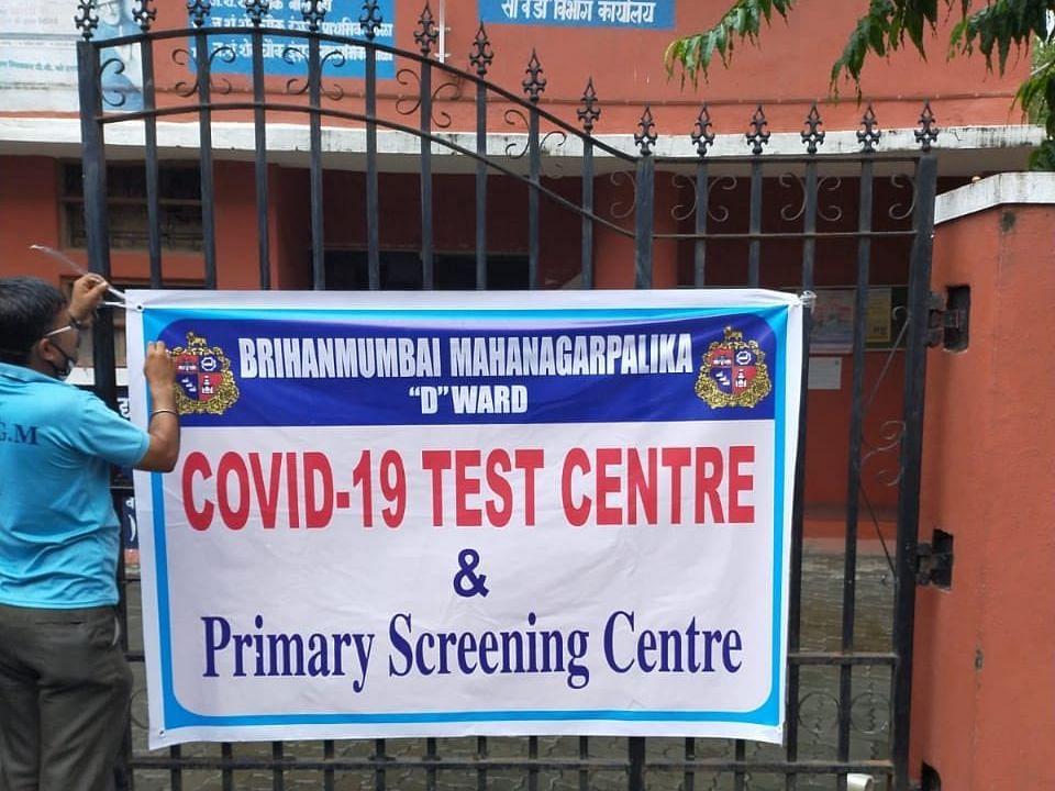 Coronavirus in Mumbai: Civic body knocks at the door of high-rises in D Ward