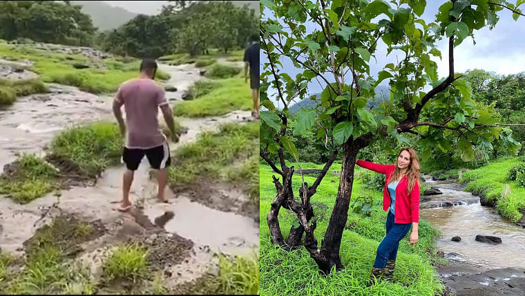 Salman Khan, Iulia Vantur in search for new music video location?