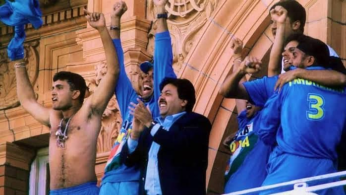 This day that year: Sourav Ganguly's iconic celebration as India won NatWest trophy in 2002