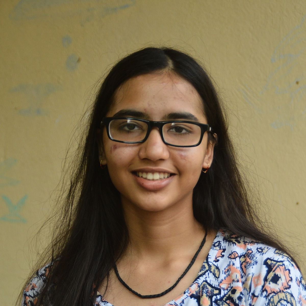 MP Board Result: Rajnandini Saxena is Ujjain district topper of class 10