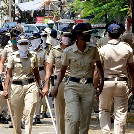 Maharashtra police force reports 215 new COVID-19 cases