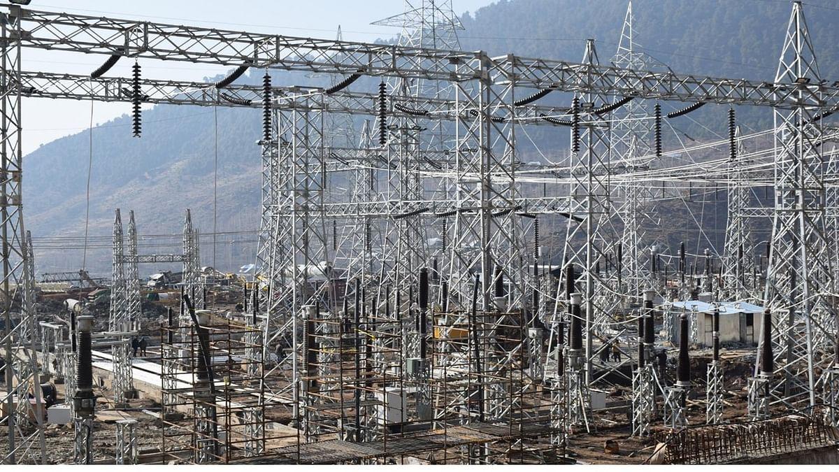 Kishanganga hydroelectric power project.