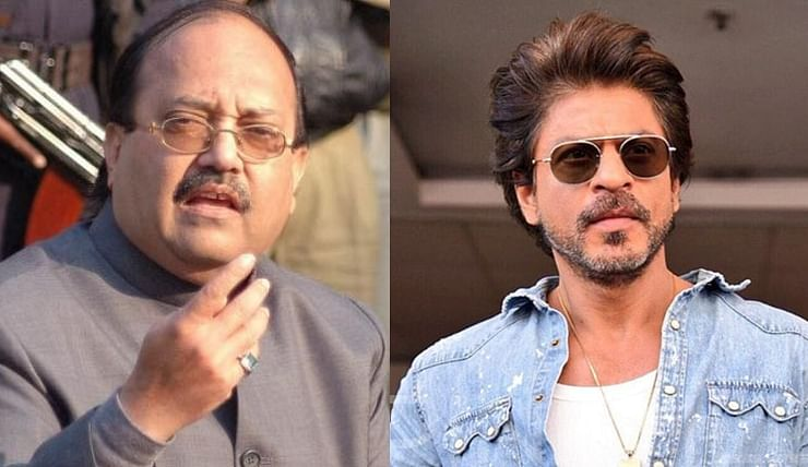 From Bachchan to Shah Rukh Khan: Amar Singh's controversies with Bollywood celebrities