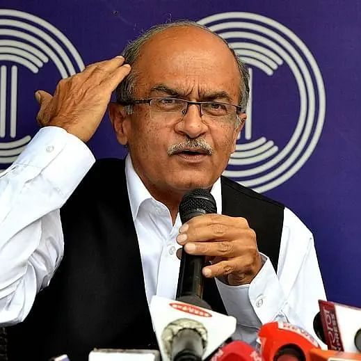 'I don't ask for mercy': Prashant Bhushan quotes Mahatma Gandhi during contempt hearing in SC