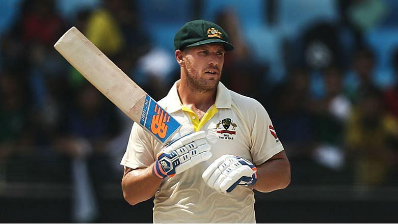 Australia limited-overs captain Aaron Finch