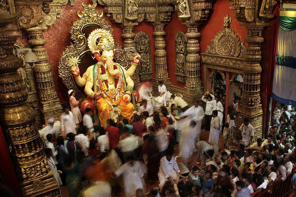 Covid-effect: Mandals opt for low-key Ganeshutsav in Navi Mumbai