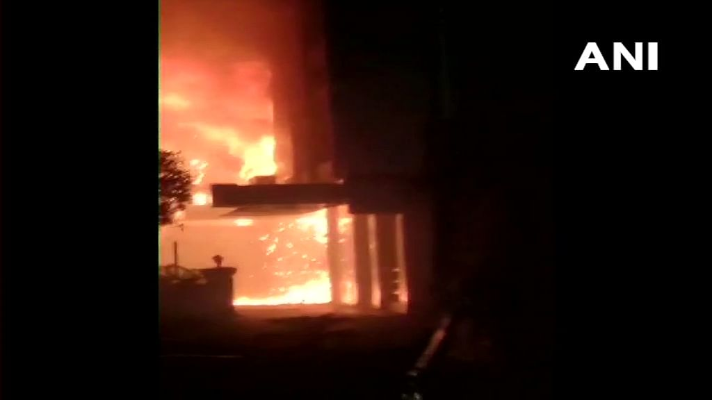 Andhra Pradesh: 10 dead as fire breaks out in Vijayawada hotel dedicated to treat COVID-19 patients