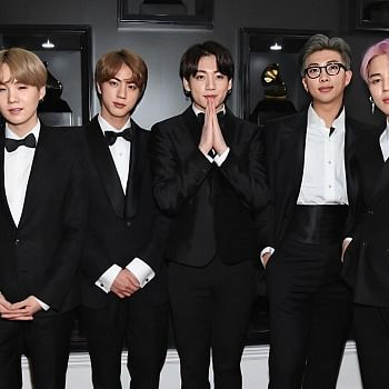 K-pop band BTS to release fourth film, 'Break The Silence: The Movie', in September