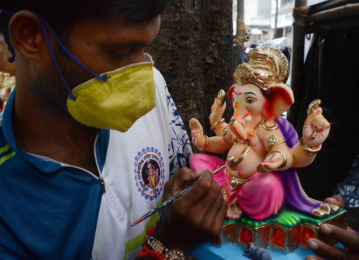 Ganeshotsav 2020: MBMC to set up 52 idol collection centers