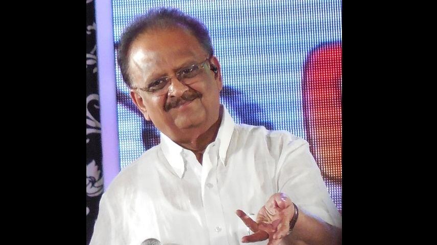 SP Balasubrahmanyam's son rubbishes rumour of singer testing COVID-19 negative