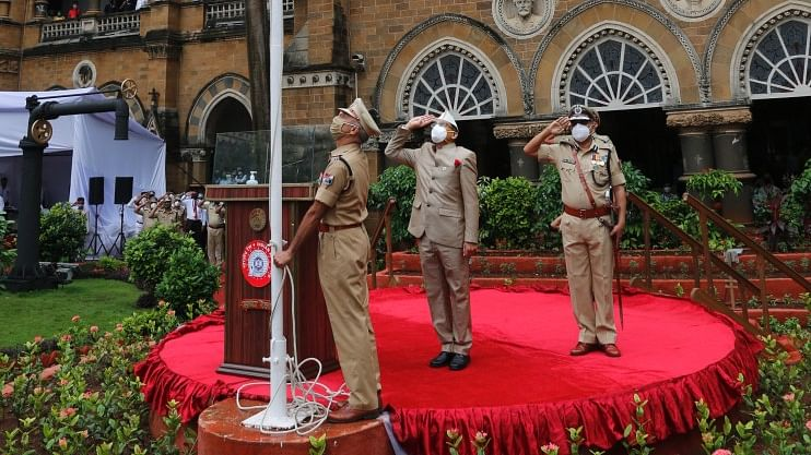 Central Railway celebrates 74th Independence Day