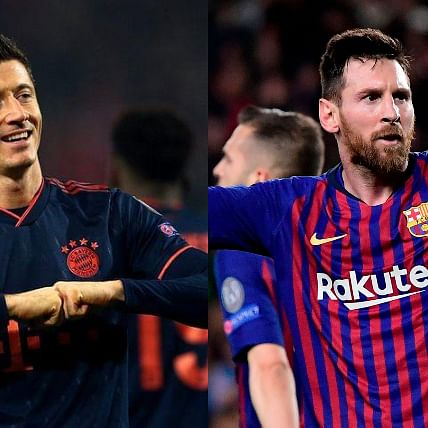 'Not at the level of Leo': Barcelona manager Quique Setien on Robert Lewandowski ahead of Champions League clash against Bayern Munich