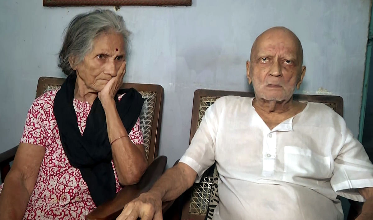 'We are proud of my great son,' says Captain Sathe's parents
