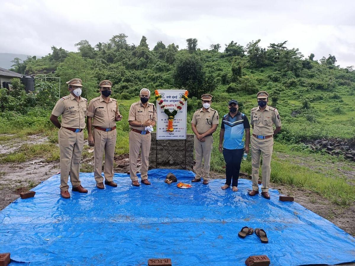 Navi Mumbai cops get firing range in Panvel