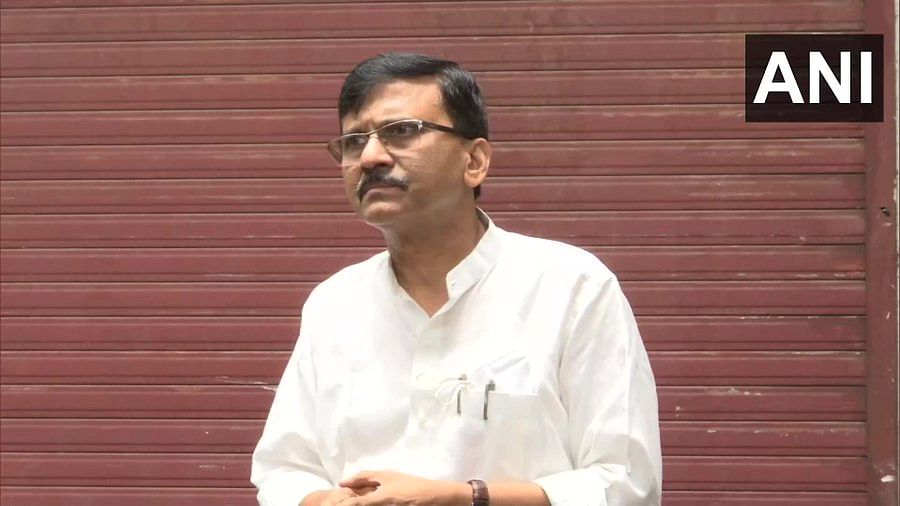 'Issues from Mumbai can be sent as parcel...': Sanjay Raut takes a jibe at opposition over Bihar polls