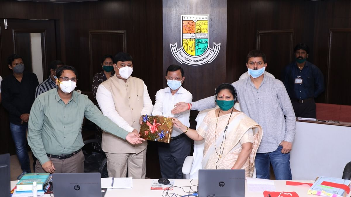 Mira-Bhayandar: MBMC passes 1,841 crore budget in a virtual meet