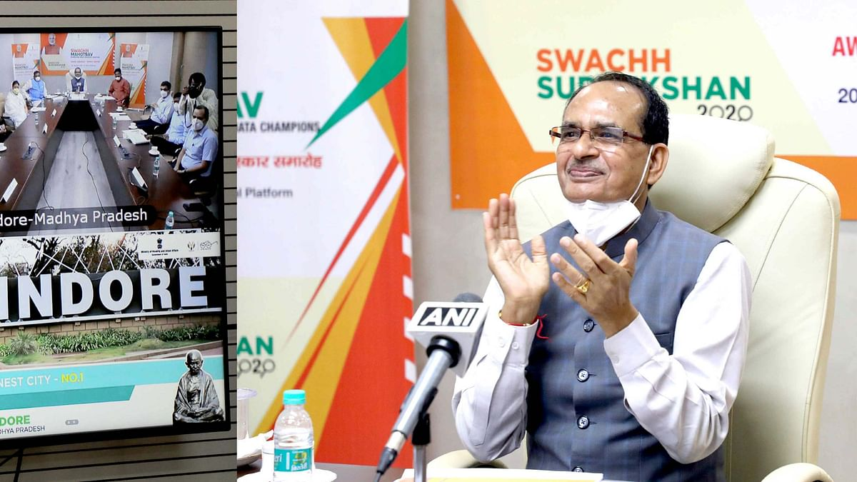 Swacch Survekshan 2020: MP bags 10 awards for cleanliness