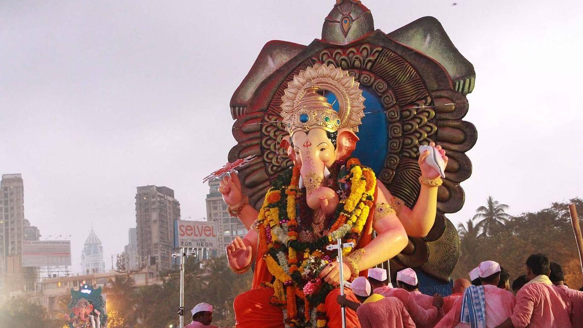 Lalbaugcha Raja Sarvajanik Ganeshotsav Mandal/Facebook
