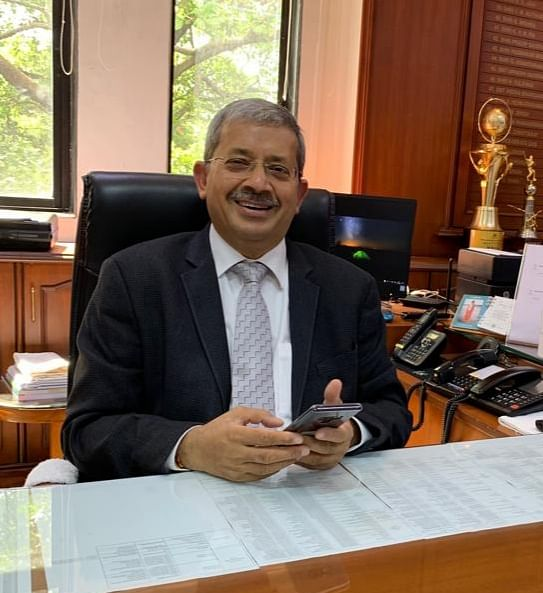 SK Gupta, Principal Chief Commissioner, Mumbai and CBDT Member