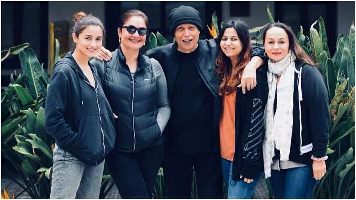 Soni Razdan, Pooja Bhatt brutally trolled for defending Mahesh Bhatt over chat leak