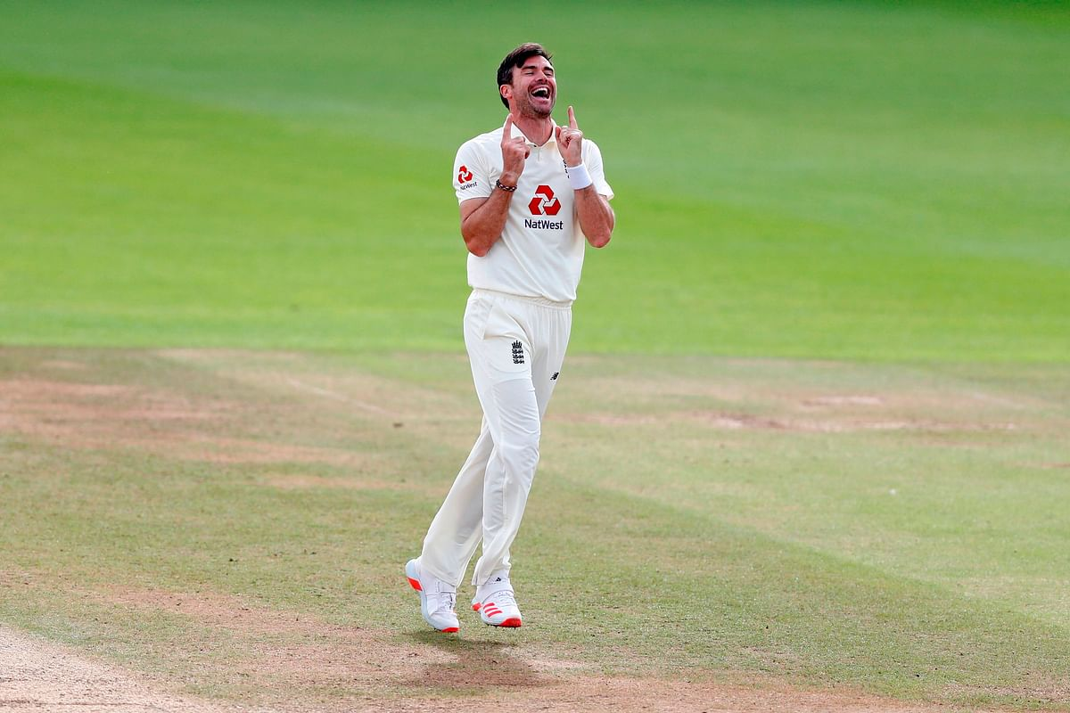 James Anderson 600 & counting
