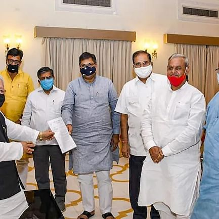 Rajasthan political crisis: BJP moves 12 MLAs to Ahmedabad, asks others to be ready to move to Jaipur