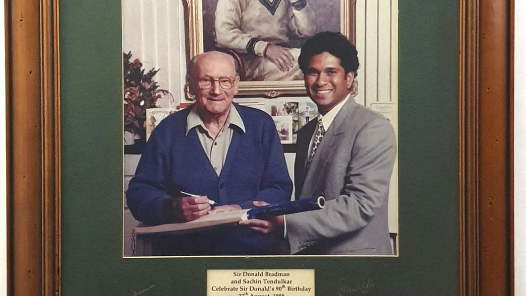 'His career stands as source of inspiration': Sachin Tendulkar on Don Bradman's 112th birth anniversary