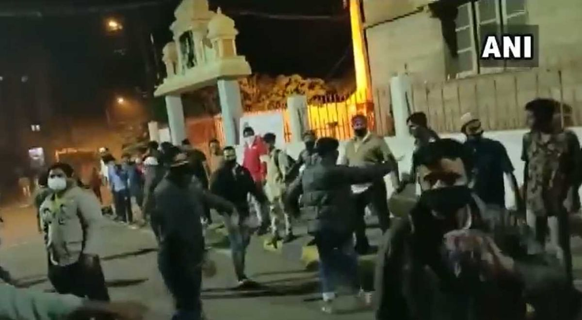 Bengaluru Riots: Why is Human Chain trending on Twitter?