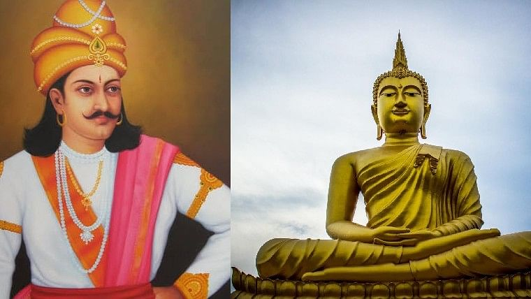 Did Hindu king Ashoka convert to Buddhism after Kalinga War? Twitter questions history books