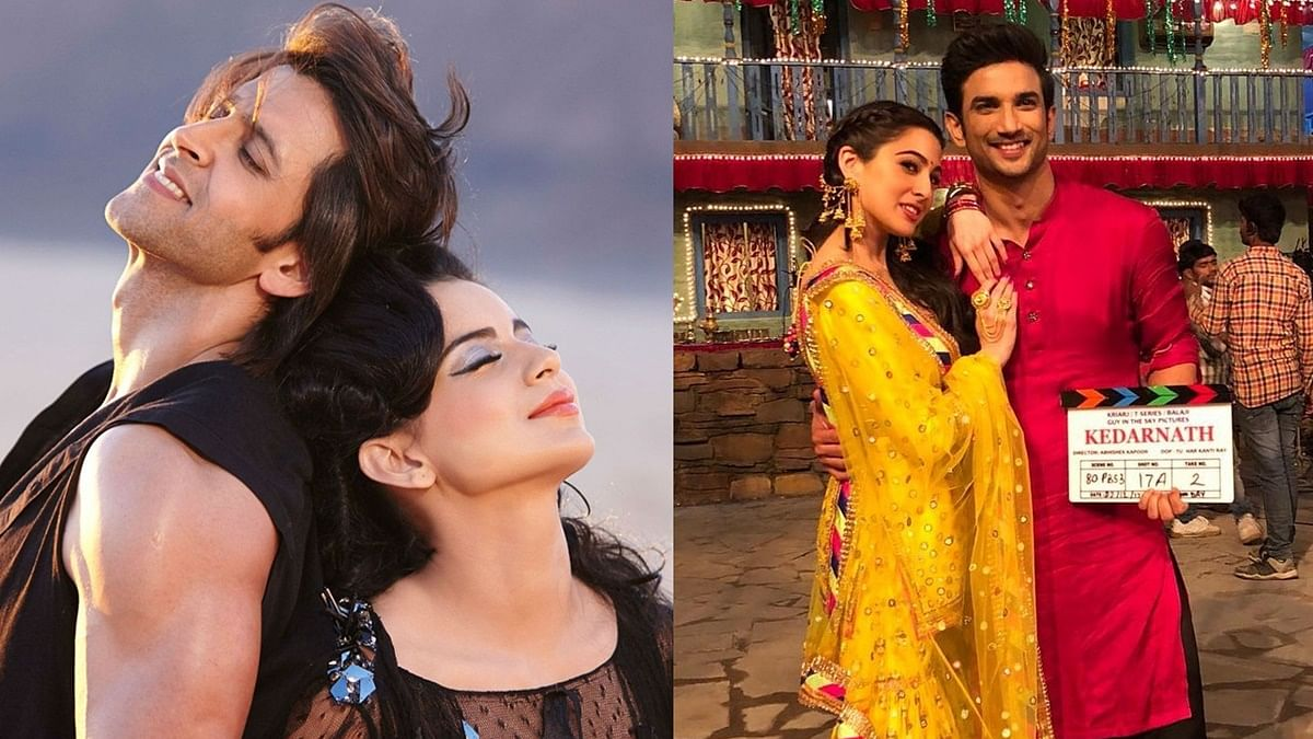 Kangana compares Sara and Sushant's love story with her affair with Hrithik