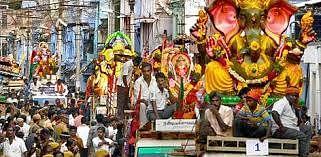 Vinayaka Chaturthi celebrations: TN refuses to yield to BJP's demand