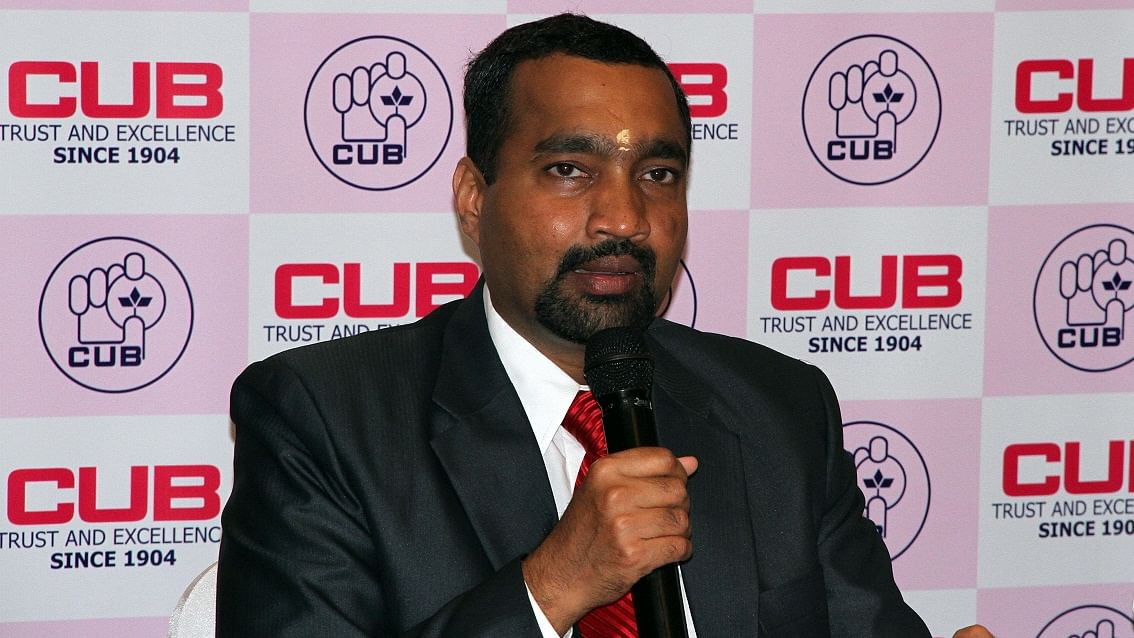 City Union Bank Q1 net profit at Rs 154 cr