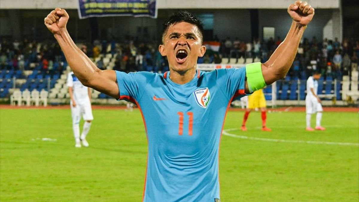 Happy Birthday Sunil Chhetri: A look at  the Indian football team skipper's career stats